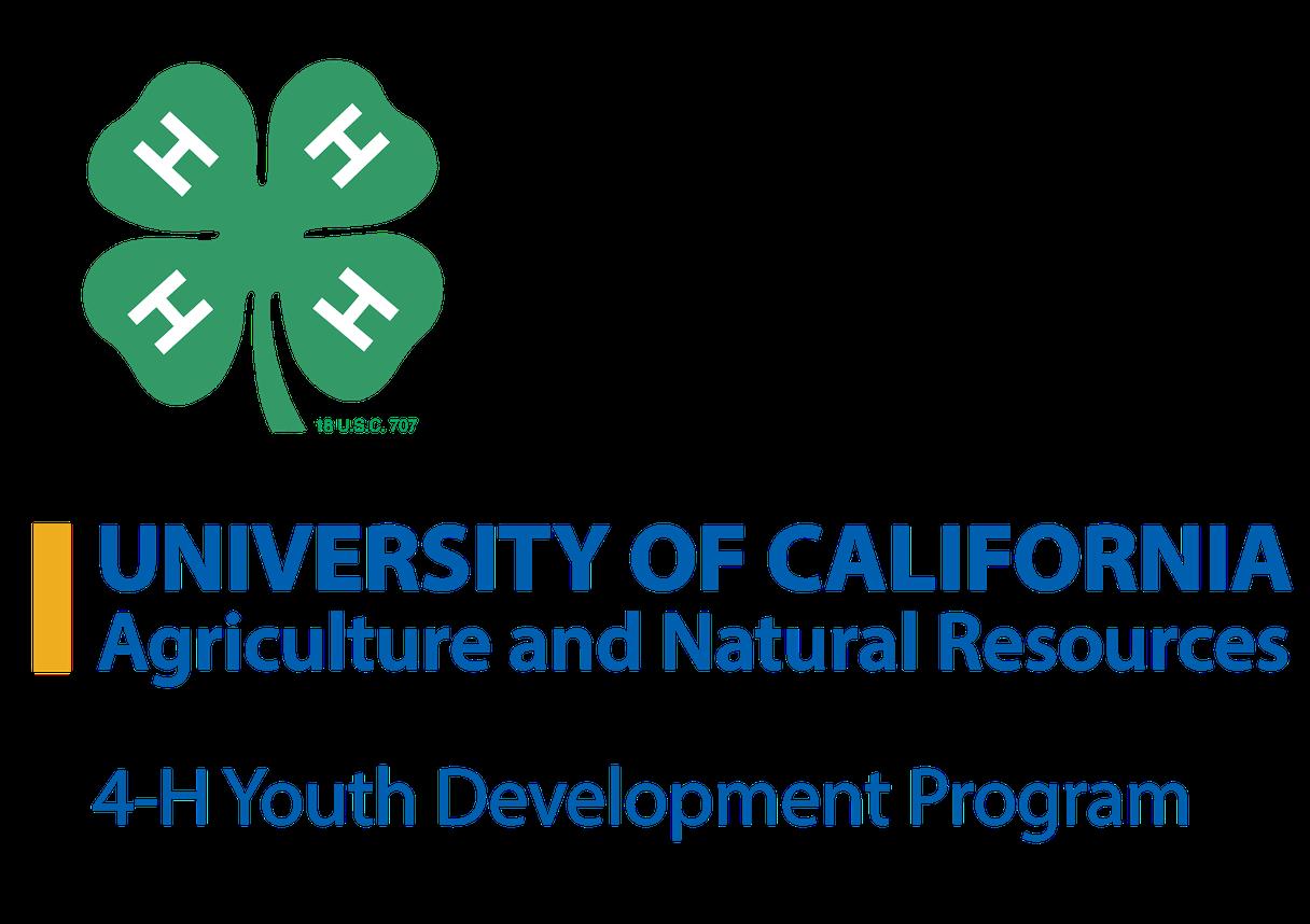University of California 4-H Youth Development Program